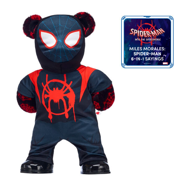 Miles Morales: Spider-Man Gift Set with 6-in-1 Sayings, , hi-res