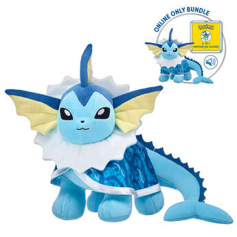 Online Exclusive Vaporeon Bundle, , hi-res