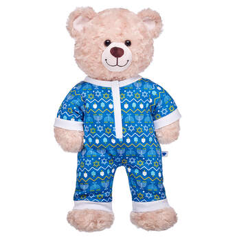 Hanukkah Sleeper - Build-A-Bear Workshop®