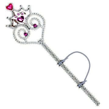 Build-A-Bear Furever Princess Wand, , hi-res