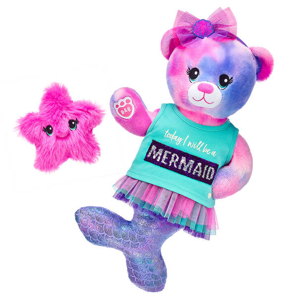 Magical Mer-Bear Starfish Gift Set, , hi-res
