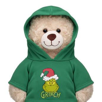 Grinch Hoodie - Build-A-Bear Workshop®