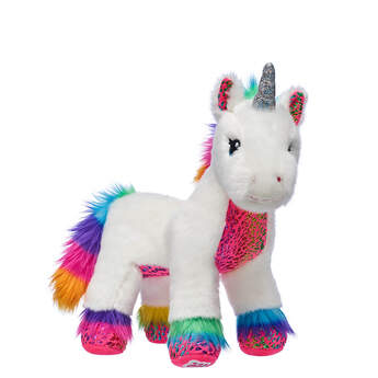 27cm Magic Shimmer Unicorn - Build-A-Bear Workshop®