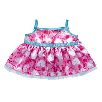 Pink Gidget Dress - Build-A-Bear Workshop®