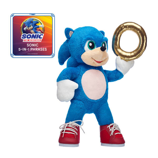 Online Exclusive Deluxe Sonic the Hedgehog Gift Set with Sound, , hi-res