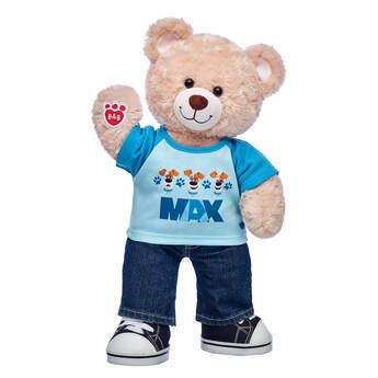 Happy Hugs Teddy Max Gift Set, , hi-res