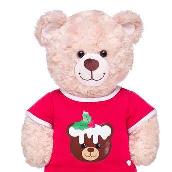 Online Exclusive Chocolate Pudding T-Shirt - Build-A-Bear Workshop®