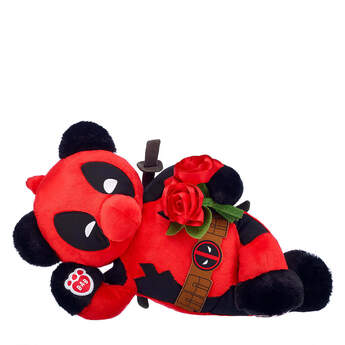 Online Exclusive Build-A-Bear as Deadpool Roses Gift Set, , hi-res