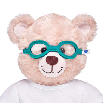 Online Exclusive Medical Glasses - Build-A-Bear Workshop®