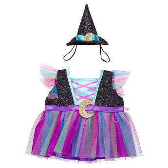 Moon Sparkle Witch Costume - Build-A-Bear Workshop®