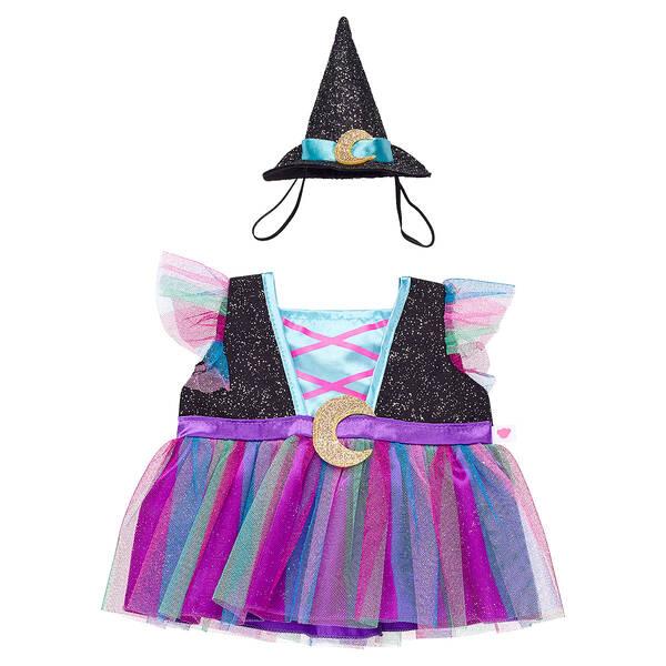 Moon Sparkle Witch Costume - Build-A-Bear Workshop®