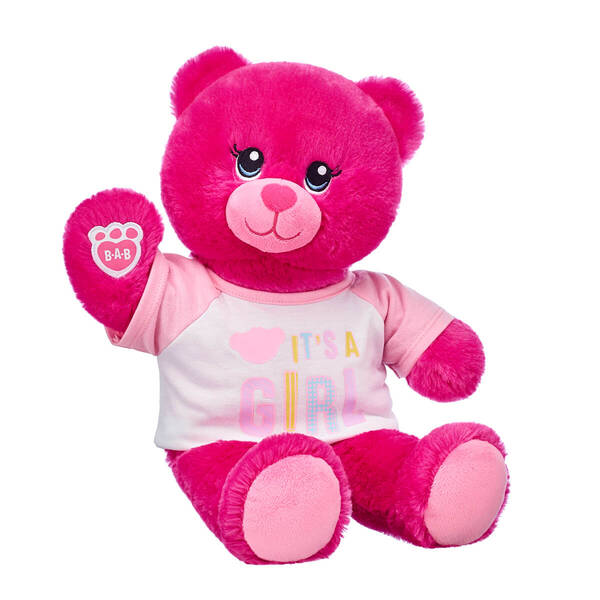 Lil' Fuchsia Cub It's a Girl Gift Set, , hi-res