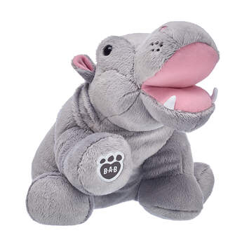 Online Exclusive Happy Lil' Hippo - Build-A-Bear Workshop®