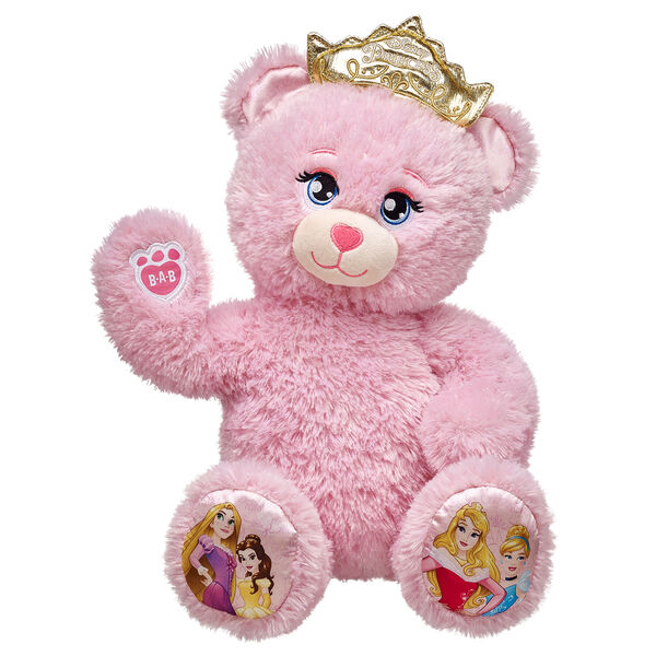 Disney Princess Inspired Bear, , hi-res