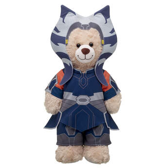 Online Exclusive Ahsoka Tano™ Costume - Build-A-Bear Workshop®