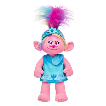 DreamWorks Trolls Poppy Blue Dress - Build-A-Bear Workshop®