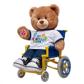Lil' Cub Brownie Get Well Soon Gift Set, , hi-res