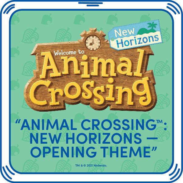 Animal Crossing™: New Horizons Theme Music - Build-A-Bear Workshop®
