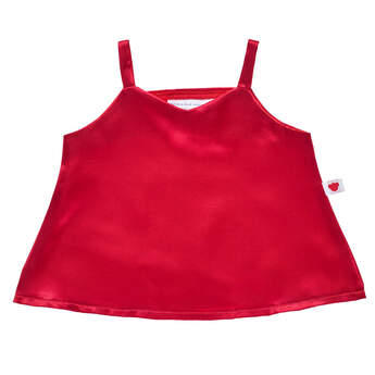 Online Exclusive Red Slip Dress - Build-A-Bear Workshop®