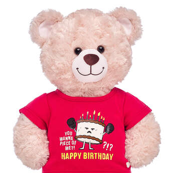 Online Exclusive Birthday Cake T-Shirt - Build-A-Bear Workshop®