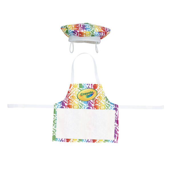 Crayola Apron Set - Build-A-Bear Workshop®