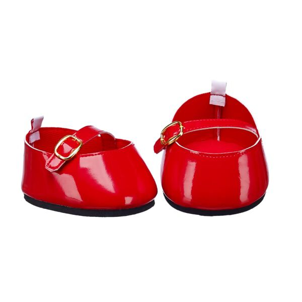 Red Mary Jane Shoes, , hi-res