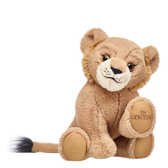 Disney The Lion King Young Simba - Build-A-Bear Workshop®