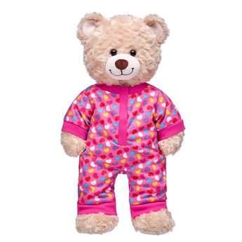Pink Hearts Sleeper - Build-A-Bear Workshop®