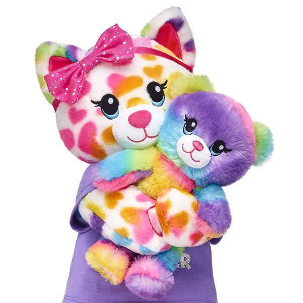 Build-A-Bear Buddies™ Rainbow Friends Bear, , hi-res