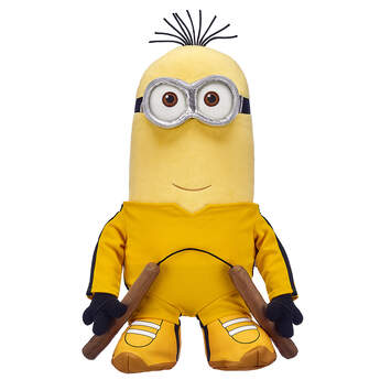 Minion Kevin Kung Fu Costume - Build-A-Bear Workshop®