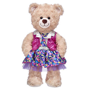 Honey Girls Star 2-Fer Dress - Build-A-Bear Workshop®