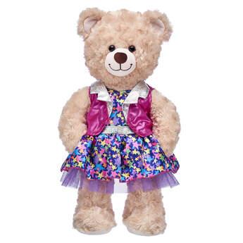 Honey Girls Star 2-Fer Dress - Build-A-Bear Workshop®