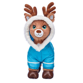 Blue Reindeer Snowsuit - Build-A-Bear Workshop®