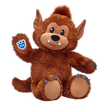 Howl-O-Ween Werewolf - Build-A-Bear Workshop®