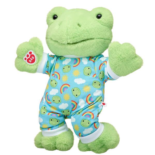 Online Exclusive Spring Green Frog PJ Bundle, , hi-res