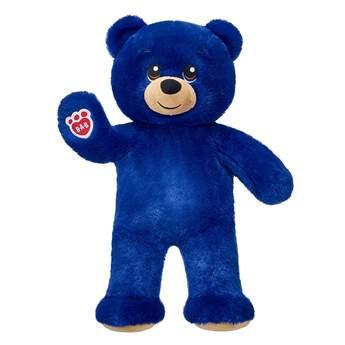 Lil' Blue Bear - Build-A-Bear Workshop®