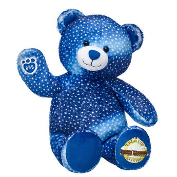 Online Exclusive Polar Express Bear - Build-A-Bear Workshop®