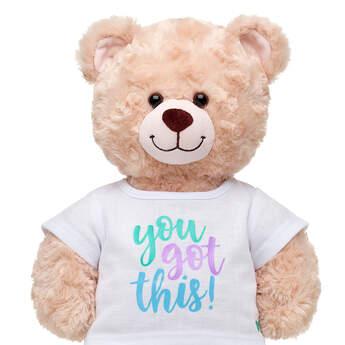 Online Exclusive You Got This T-Shirt - Build-A-Bear Workshop®