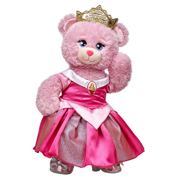 Princess Aurora Disney Princess Inspired Bear Set, , hi-res