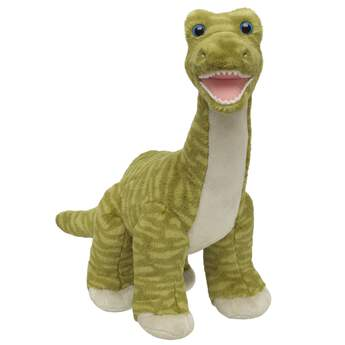 Online Exclusive Green Striped Brachiosaurus - Build-A-Bear Workshop®