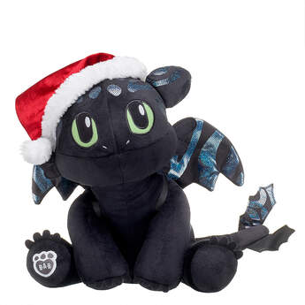 DreamWorks Dragons Special Edition Hidden World Toothless Santa Gift Set, , hi-res