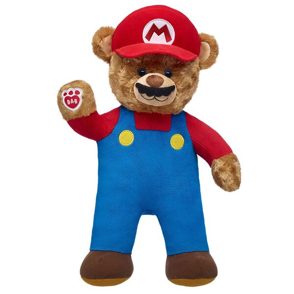Mario Bear, , hi-res