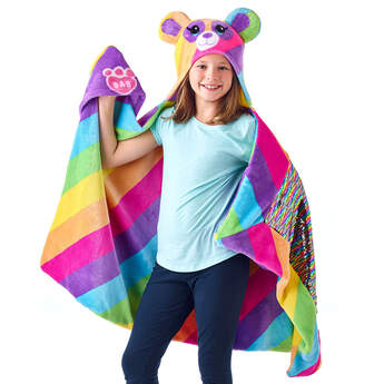 Panda Big Hugs Blanket - Build-A-Bear Workshop®