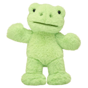 Online Exclusive Build-A-Bear Buddies™ Spring Green Frog - Build-A-Bear Workshop®