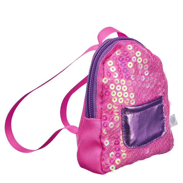 Pink Sequin Backpack - Build-A-Bear Workshop®