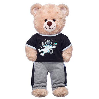 Space Jogger Outfit 2 pc. - Build-A-Bear Workshop®