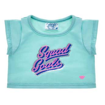 Squad Goals T-Shirt - Build-A-Bear Workshop®