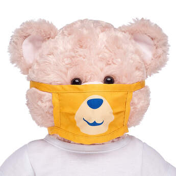 Furry Friend-Size Bear Face Mask - Build-A-Bear Workshop®