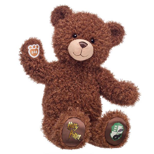 Online Exclusive SLYTHERIN™ House Bear - Build-A-Bear Workshop®