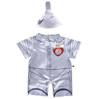 Online Exclusive The Wizard of Oz™ Tin Man™ Costume - Build-A-Bear Workshop®